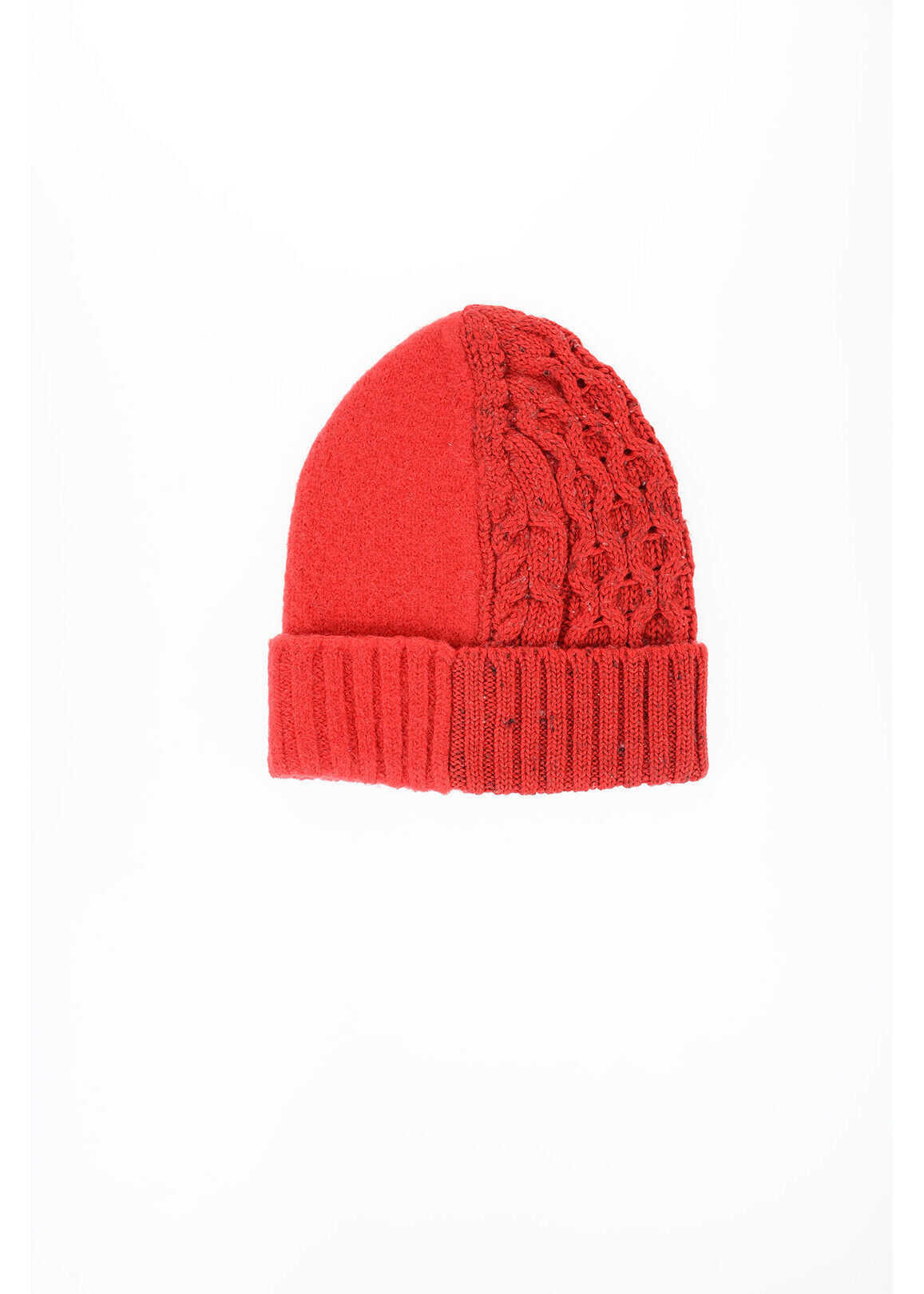 Maison Margiela MM4 Knitted Hat RED