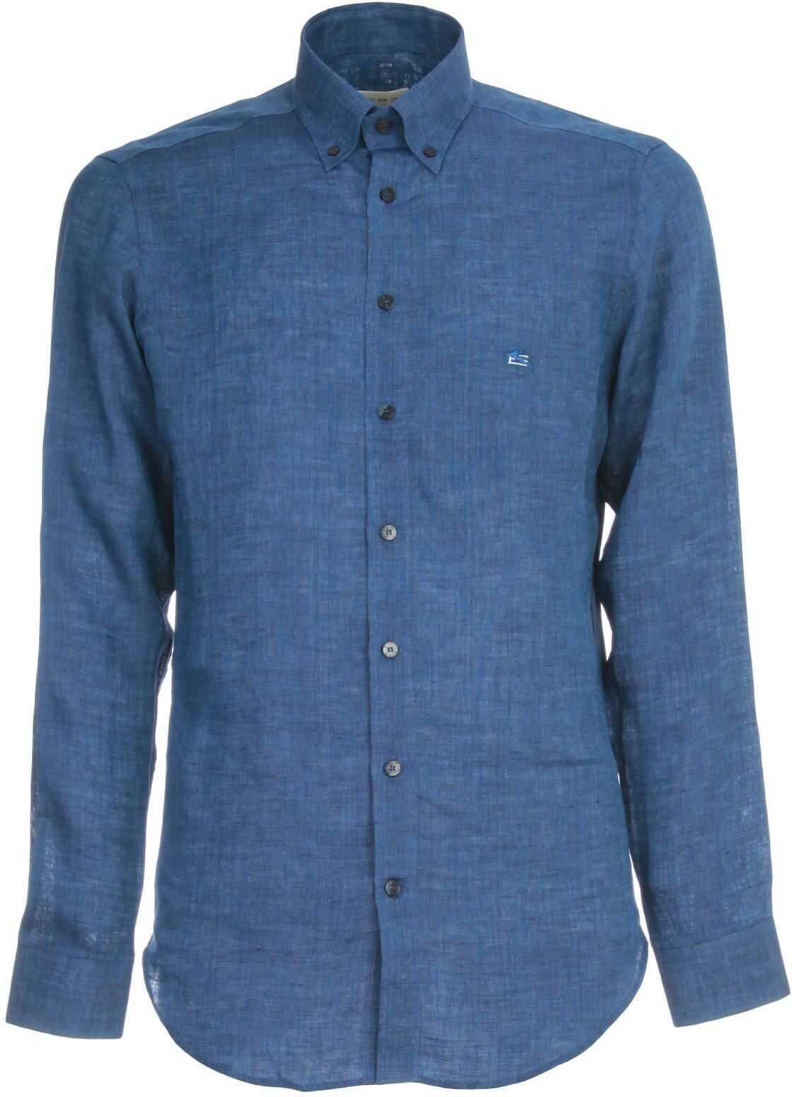 ETRO Linen Shirt thumbnail
