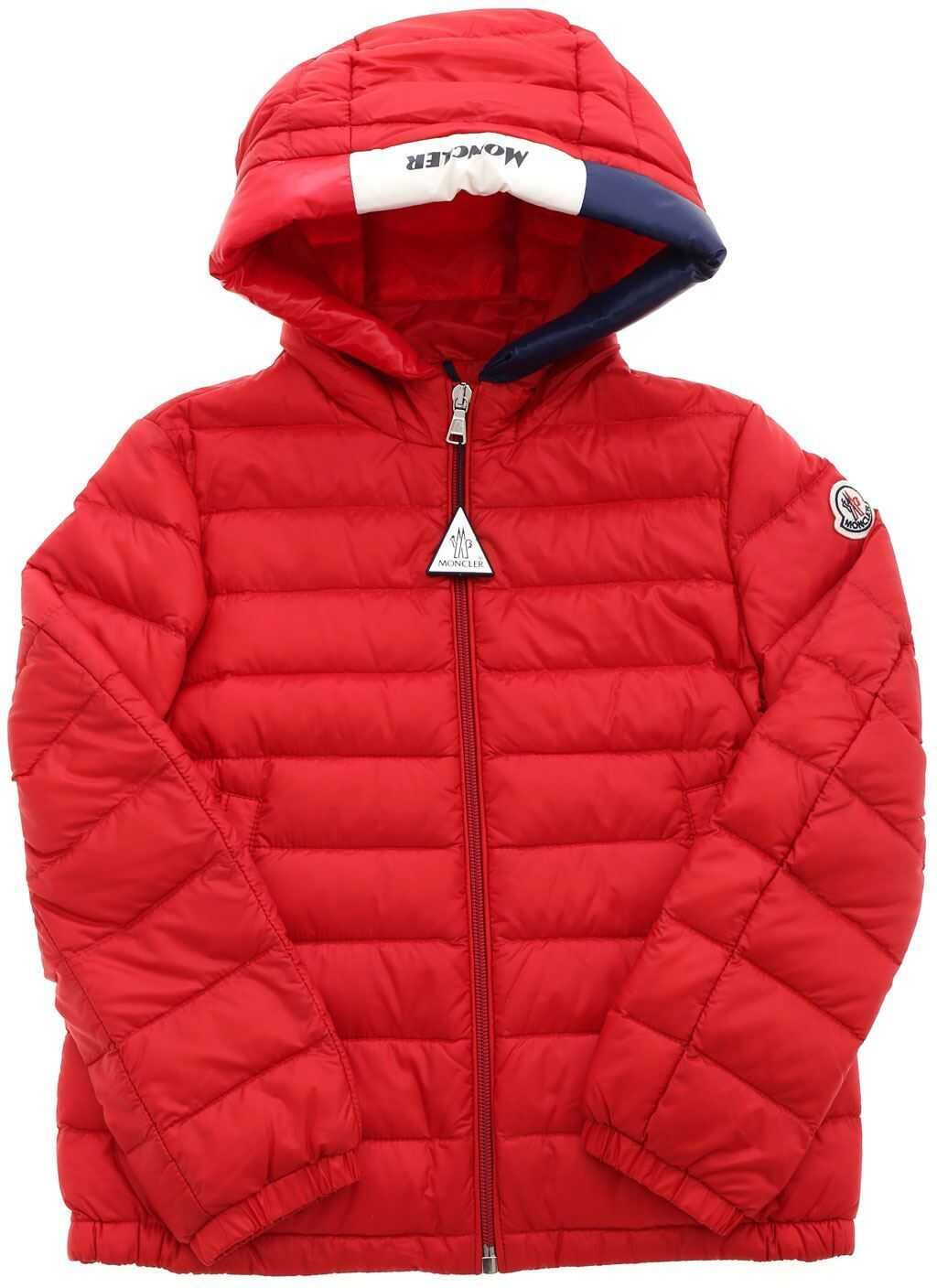 Sureau Down Jacket In Red thumbnail