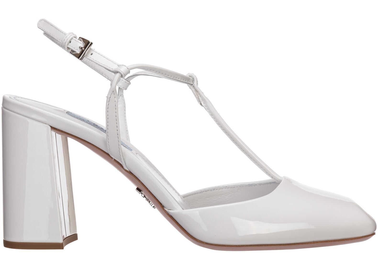 Prada High Heel White
