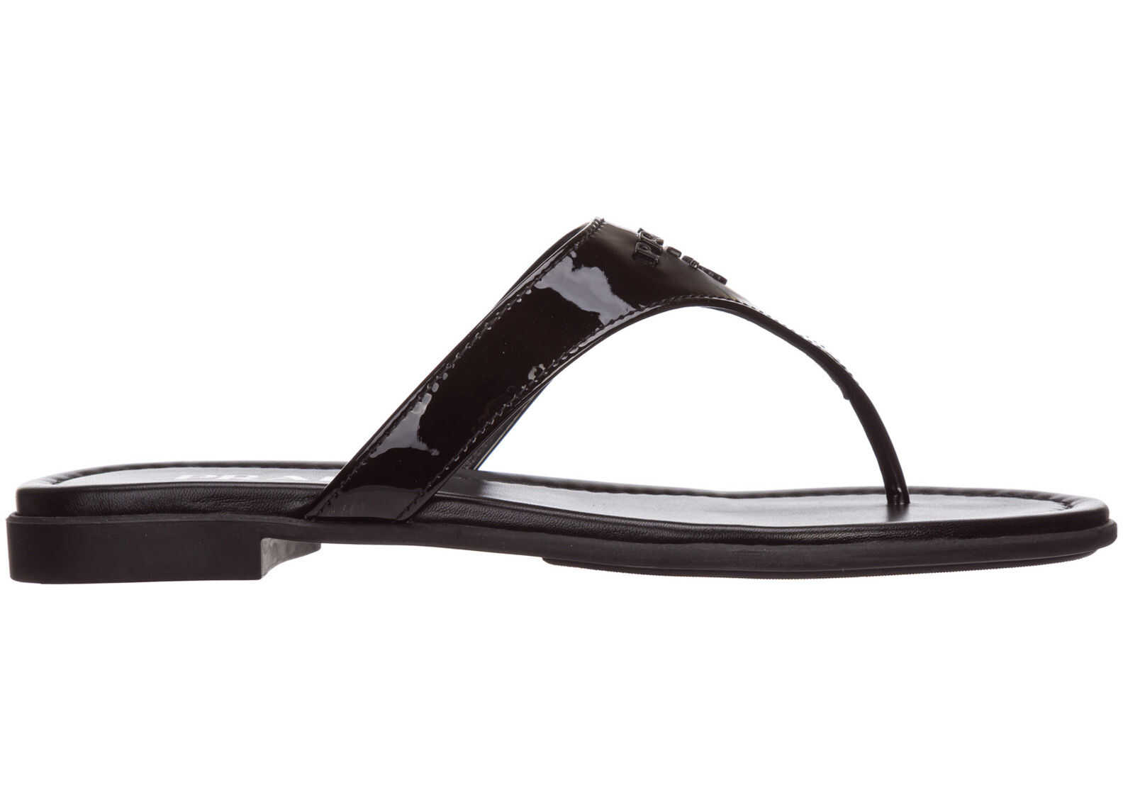 Prada Flops Sandals Black