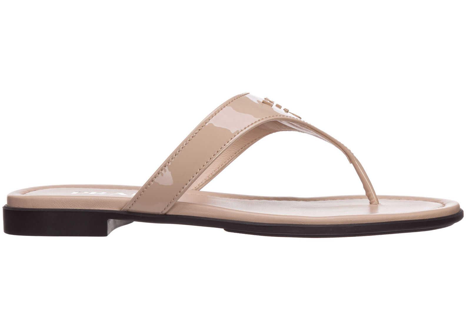 Prada Flops Sandals Pink
