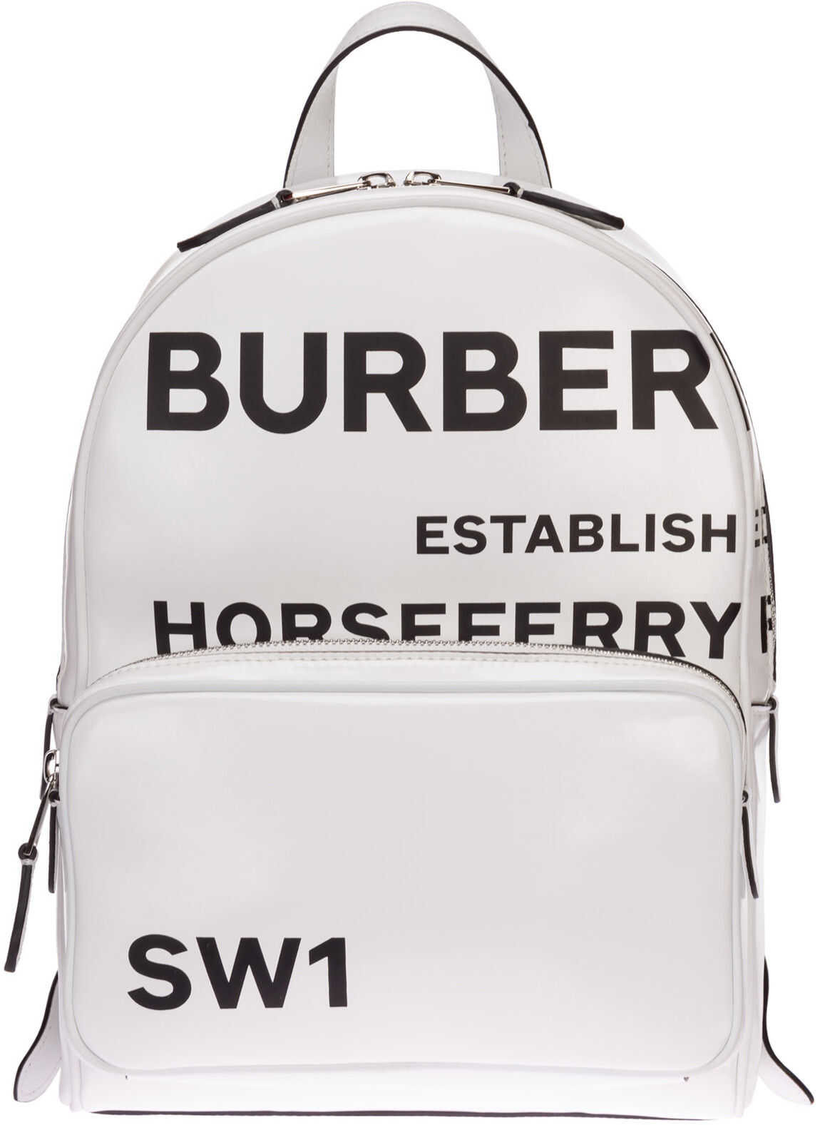 Burberry Backpack Travel White