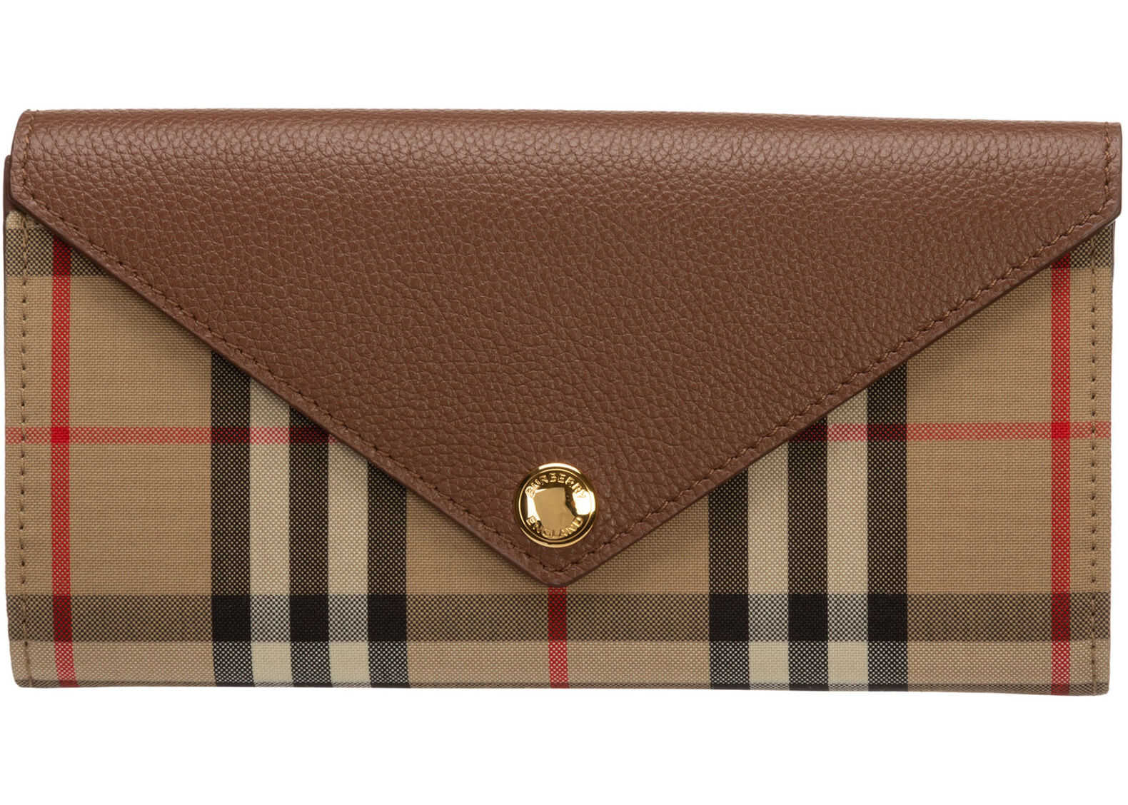 Burberry Card Bifold Brown