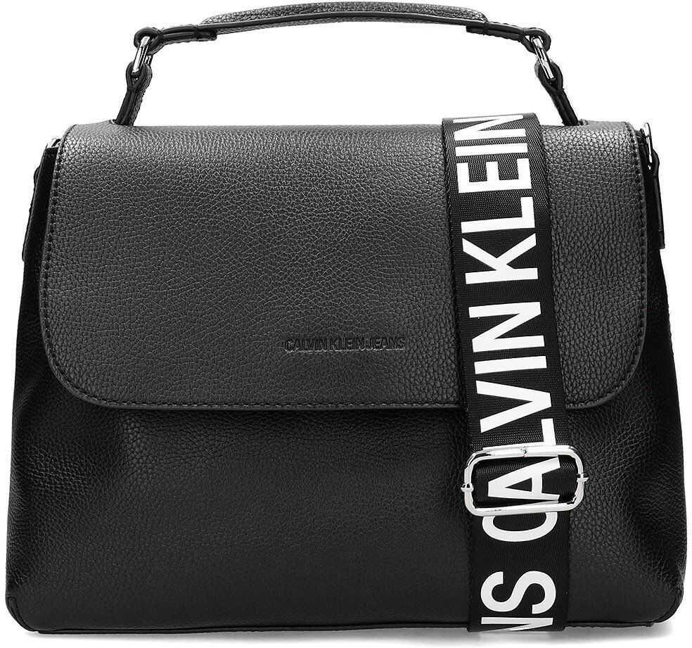 Calvin Klein Jeans K60K606586 Czarny