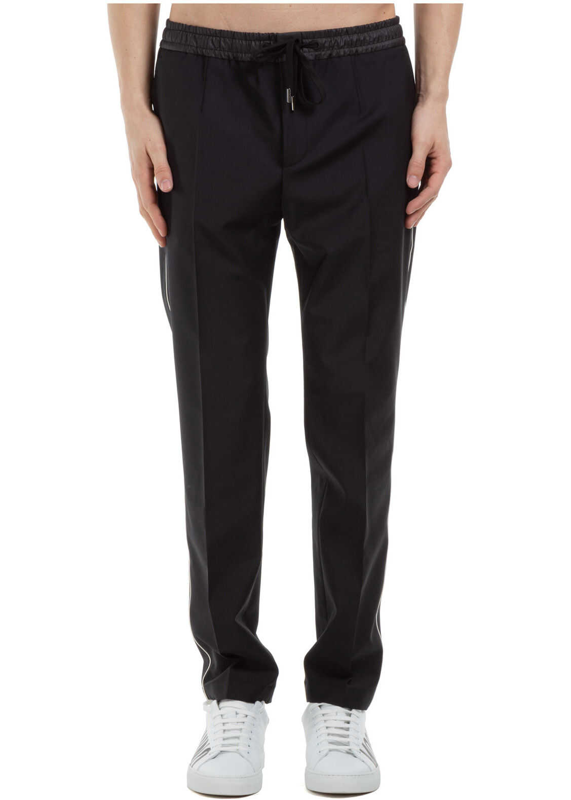 Dolce & Gabbana Tracksuit Trousers Black imagine