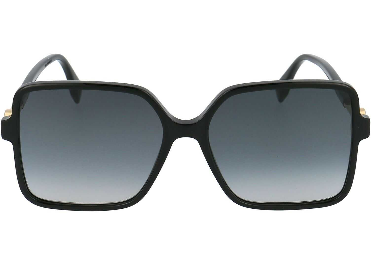 Fendi Acetate Sunglasses BLACK