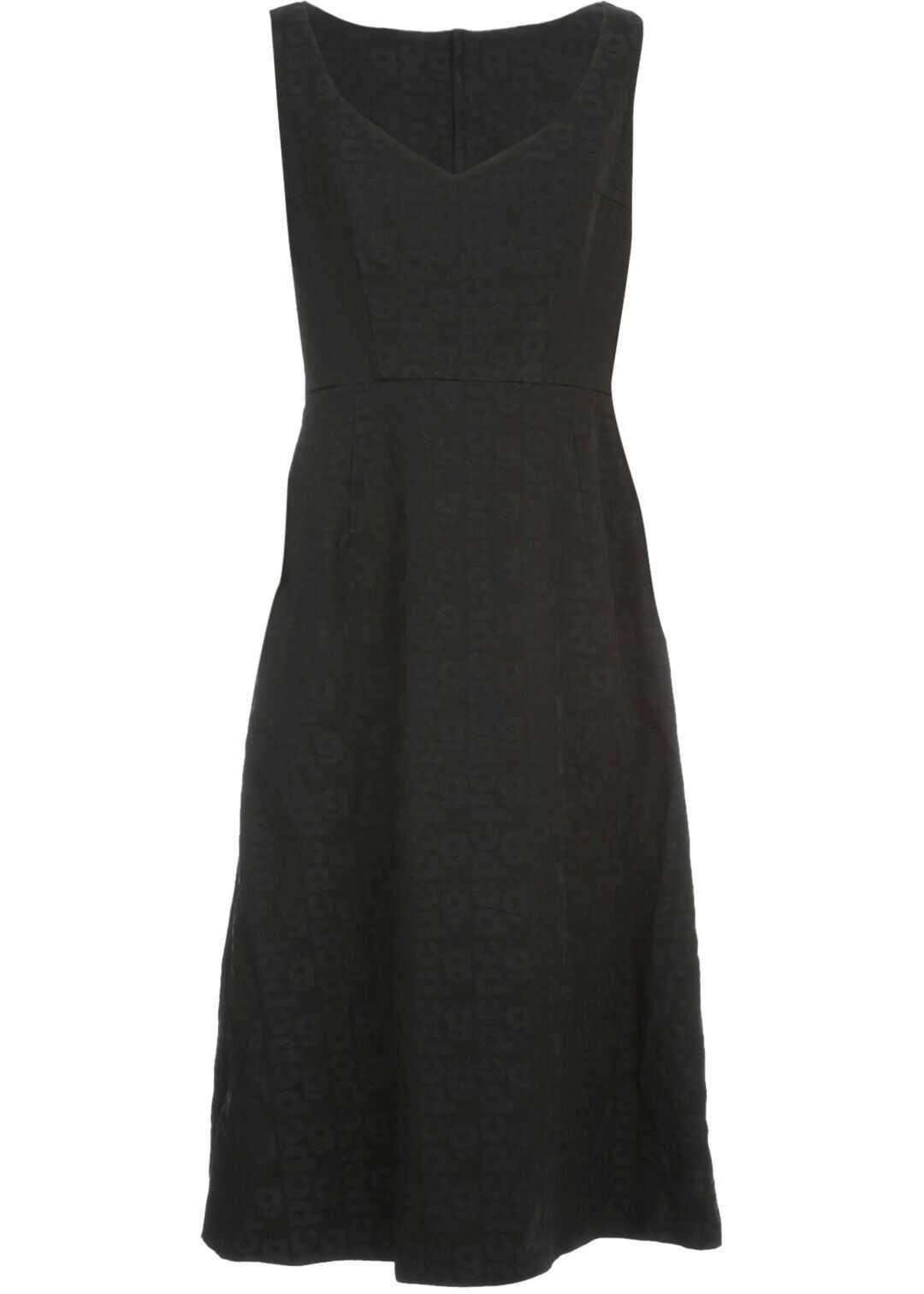 Comme des Garçons Polyester Dress BLACK