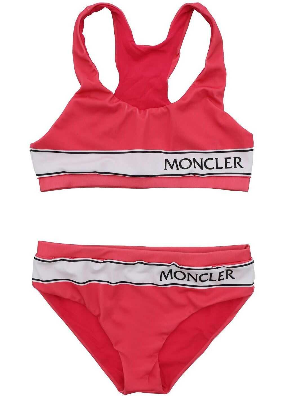 Branded Bikini In Fuchsia thumbnail