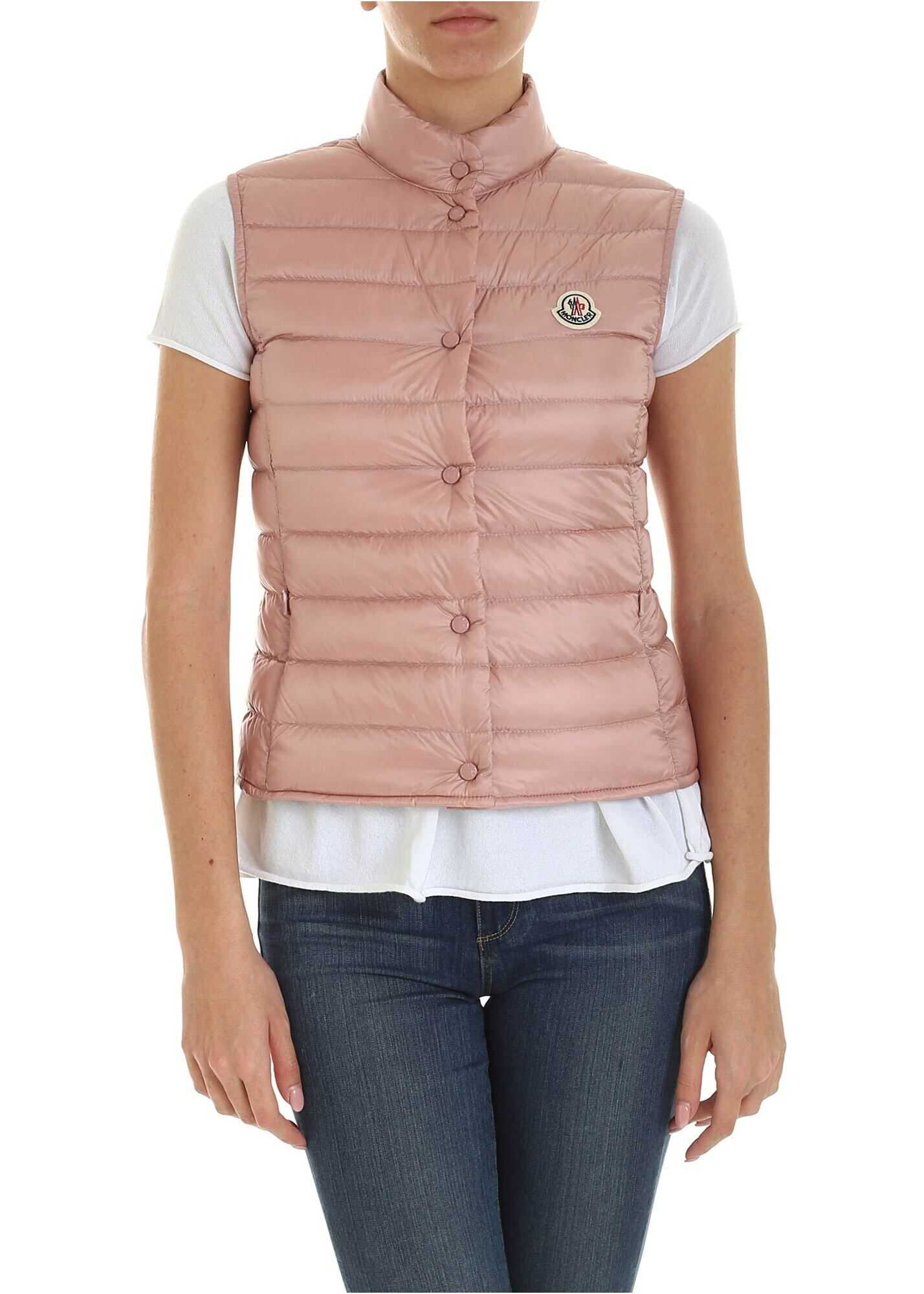 Liane Waistcoat In Pink thumbnail