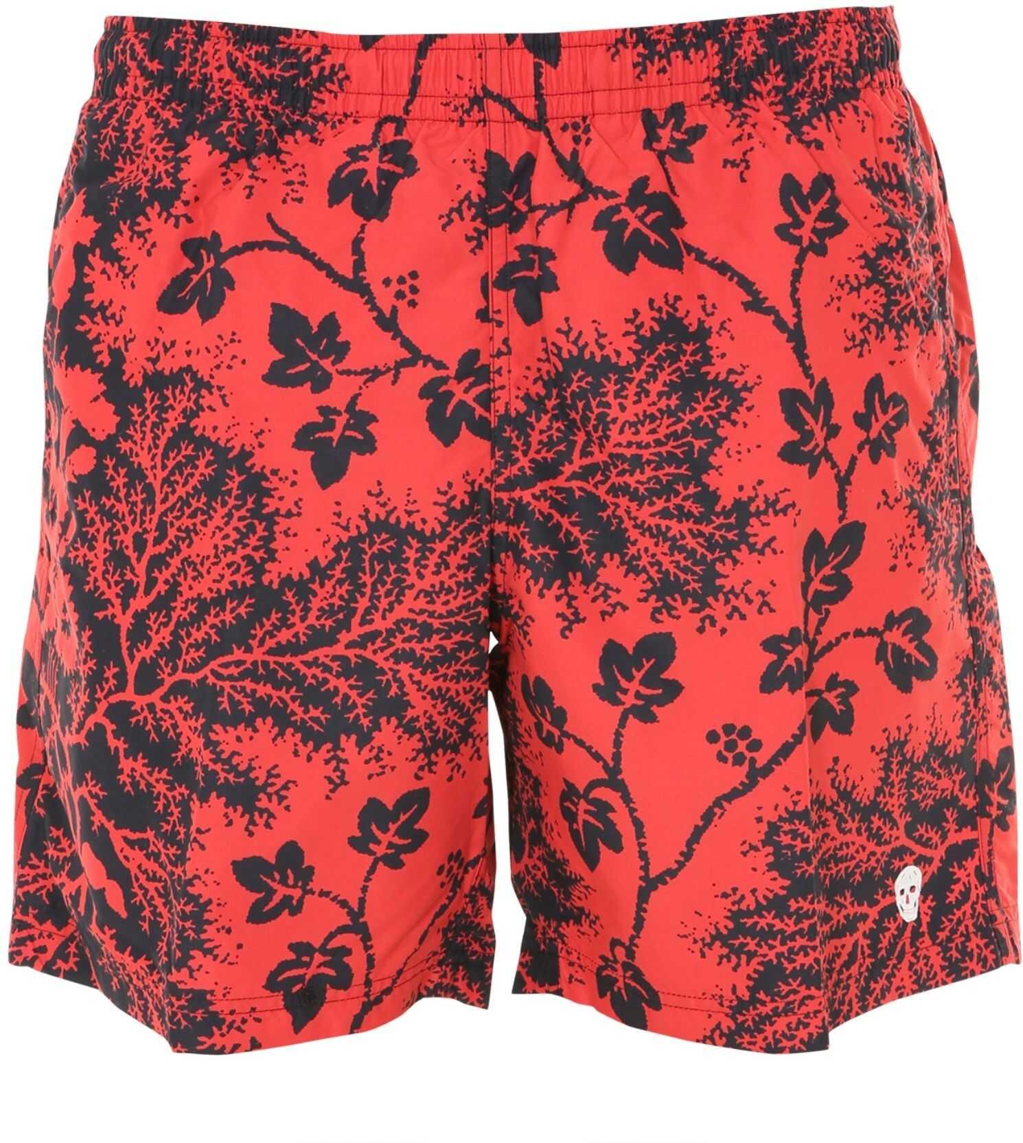Alexander McQueen Medium Swimsuit RED