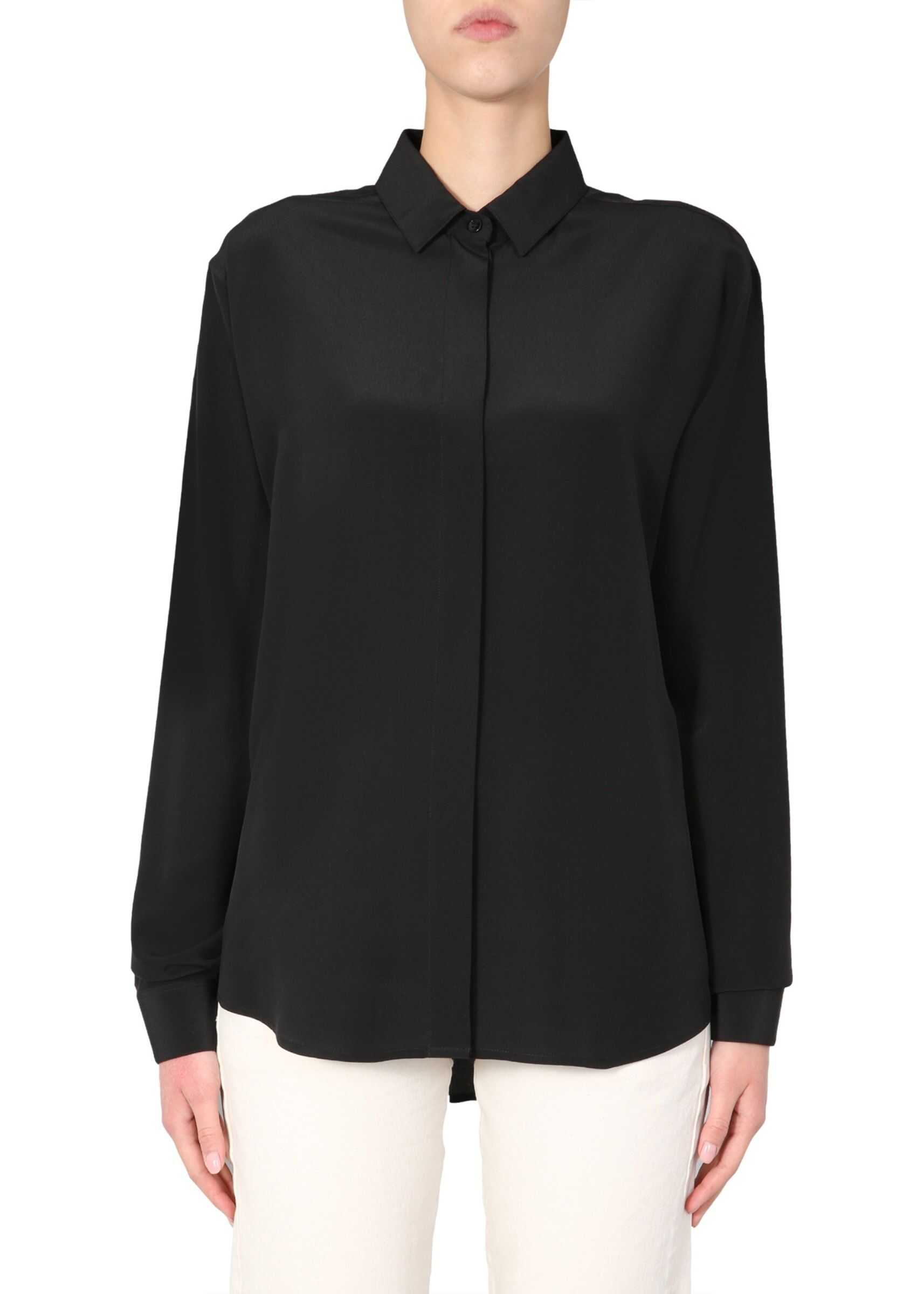 Saint Laurent Regular Fit Shirt BLACK