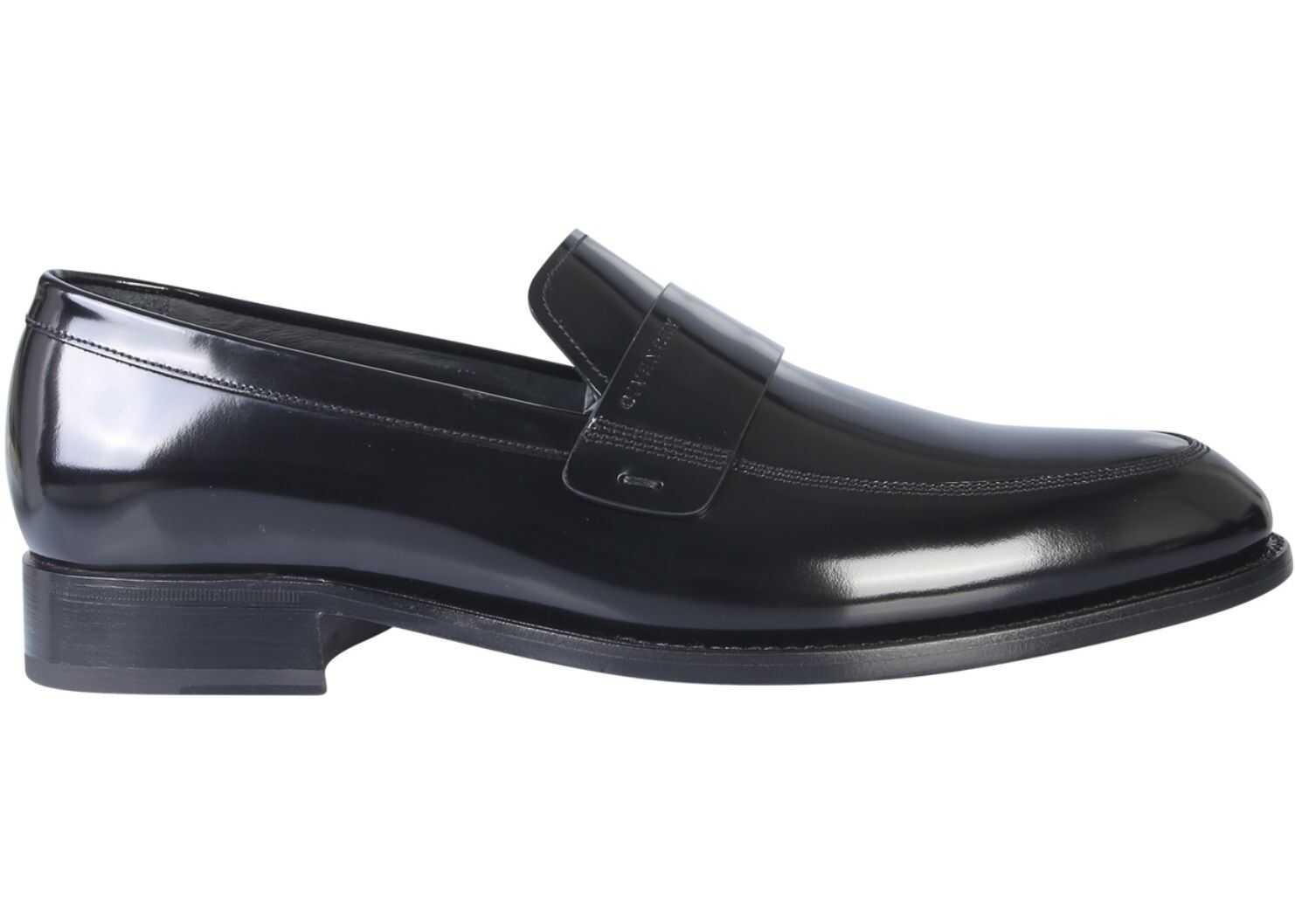 Givenchy Leather Loafer BLACK