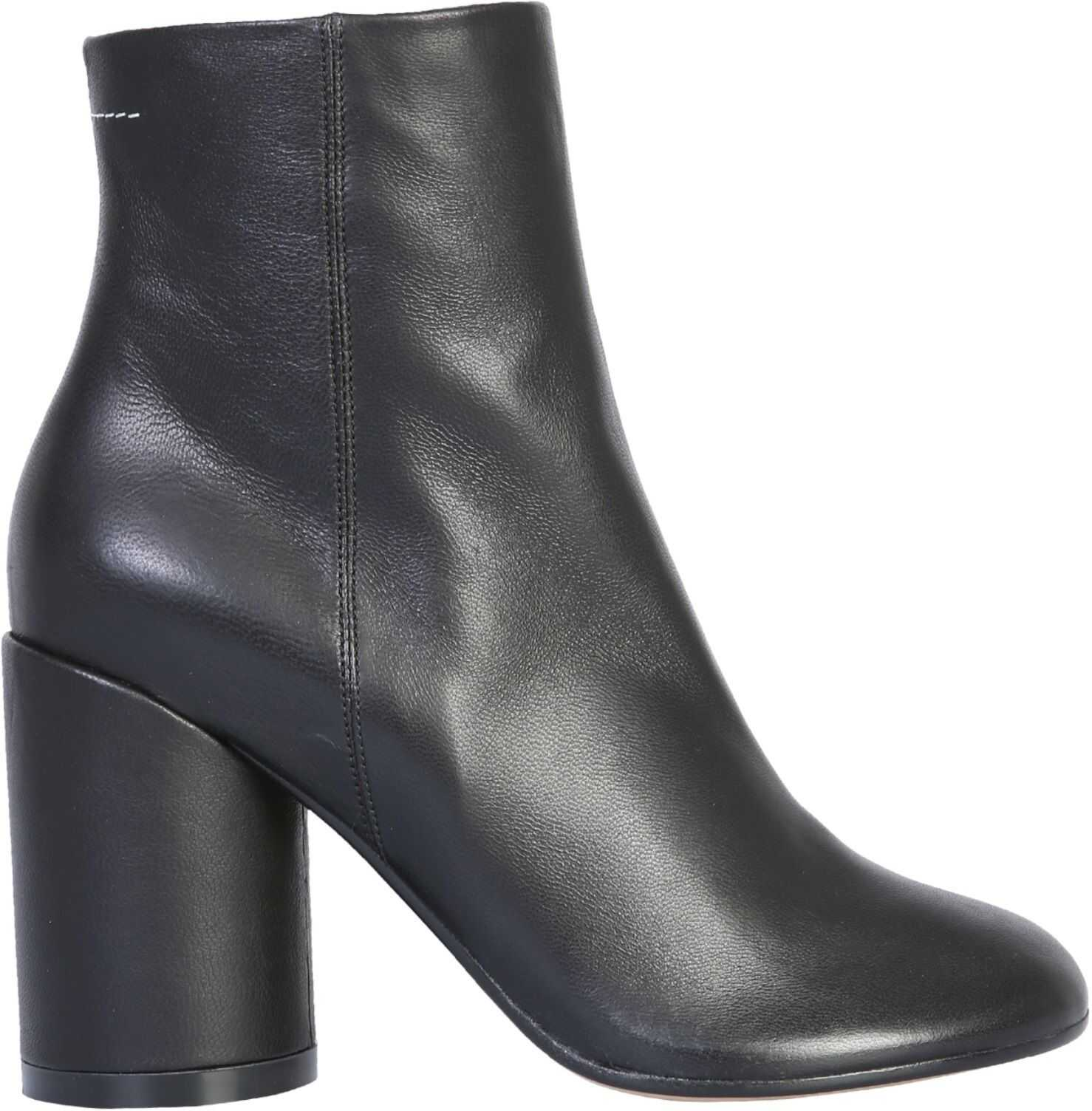 MM6 Maison Margiela Ankle Boot With