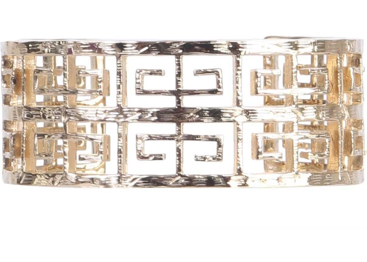Givenchy Rigid Bracelet GOLD