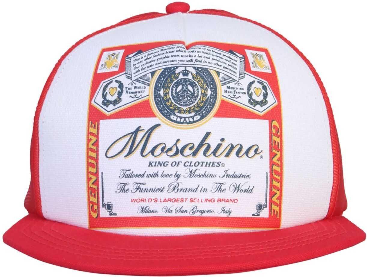Moschino Baseball Hat MULTICOLOUR