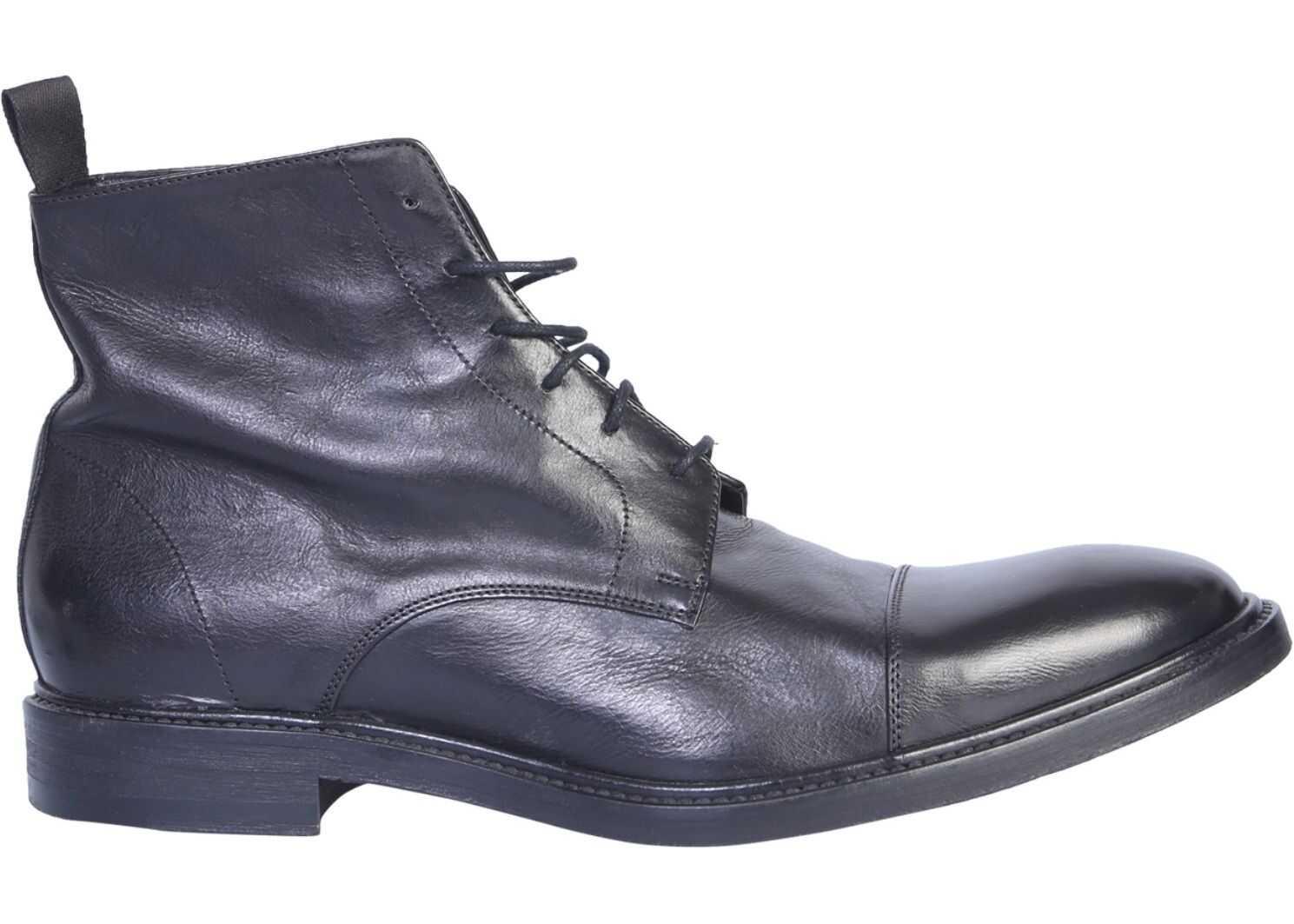 Paul Smith Jarman Boot BLACK