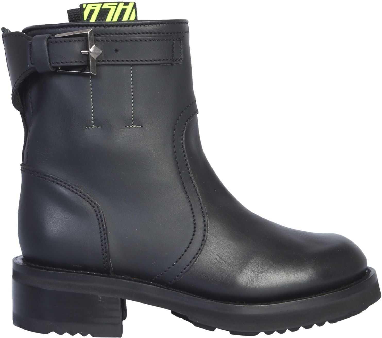 ASH Tycoon Boot BLACK