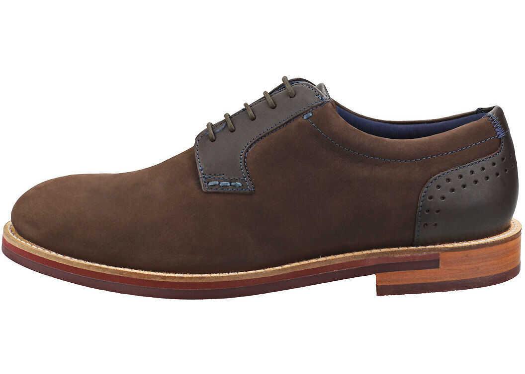 Deekun Casual Shoes In Brown thumbnail