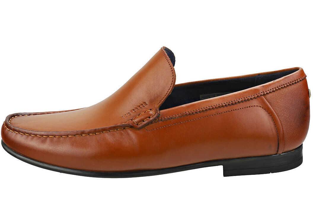 Ted Baker Lassty Smart Shoes In Tan Tan