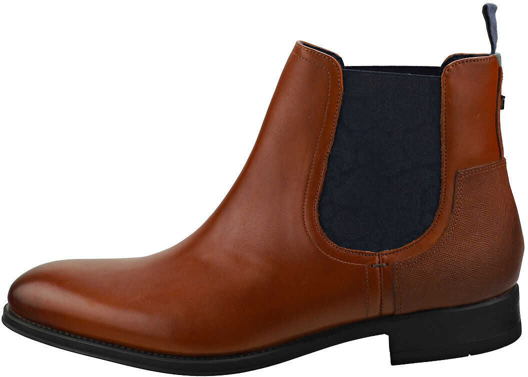 Ted Baker Tradd Chelsea Boots In Tan Tan