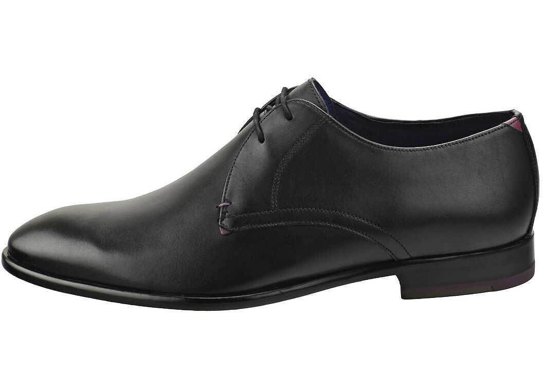 Ted Baker Sumpsa Smart Shoes In Black Black