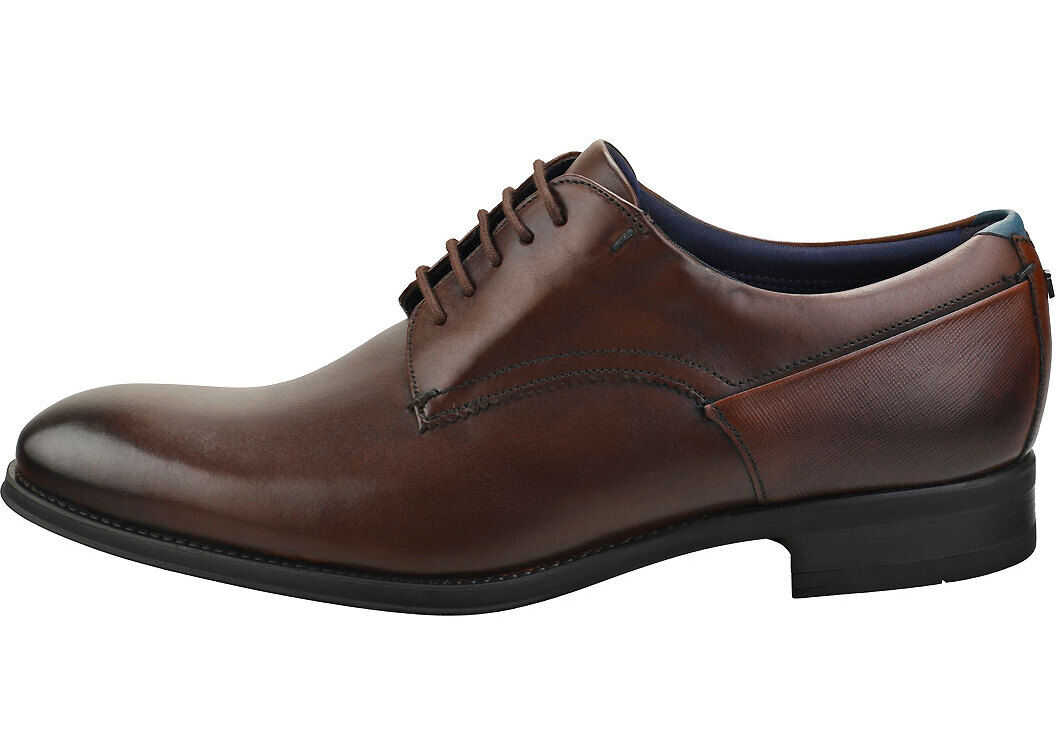 Ted Baker Vattal Smart Shoes In Brown Brown