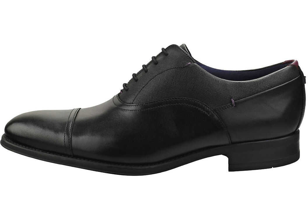 Sittab Smart Shoes In Black thumbnail