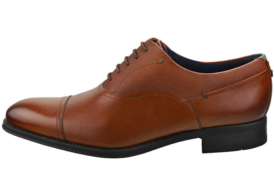 Ted Baker Sittab Smart Shoes In Tan Tan