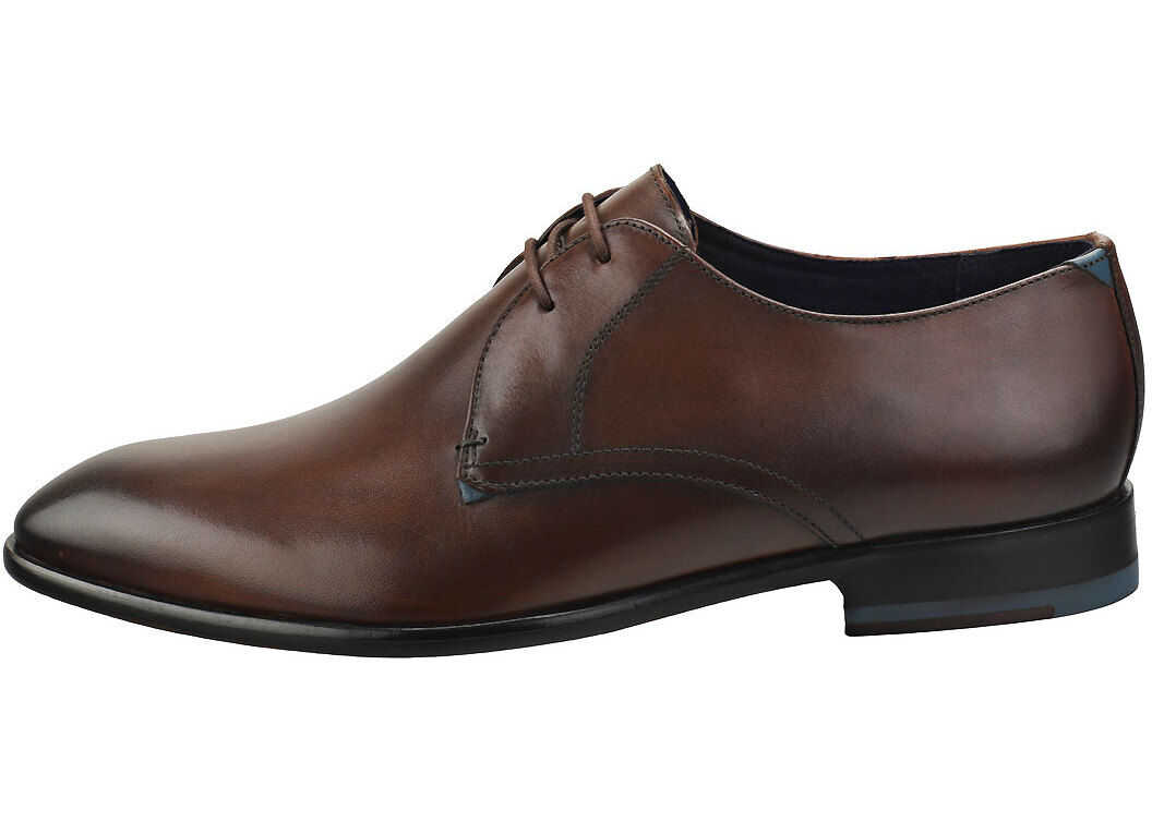 Ted Baker Sumpsa Smart Shoes In Brown Brown