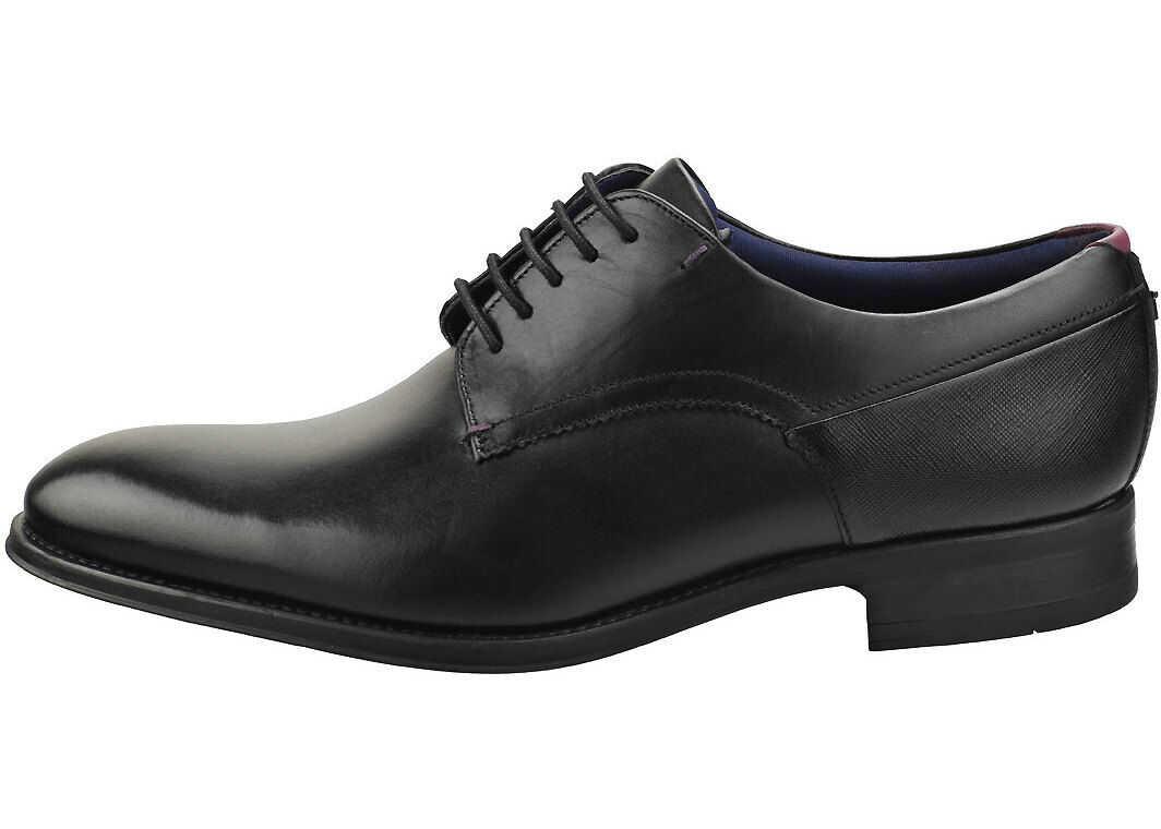 Vattal Smart Shoes In Black thumbnail