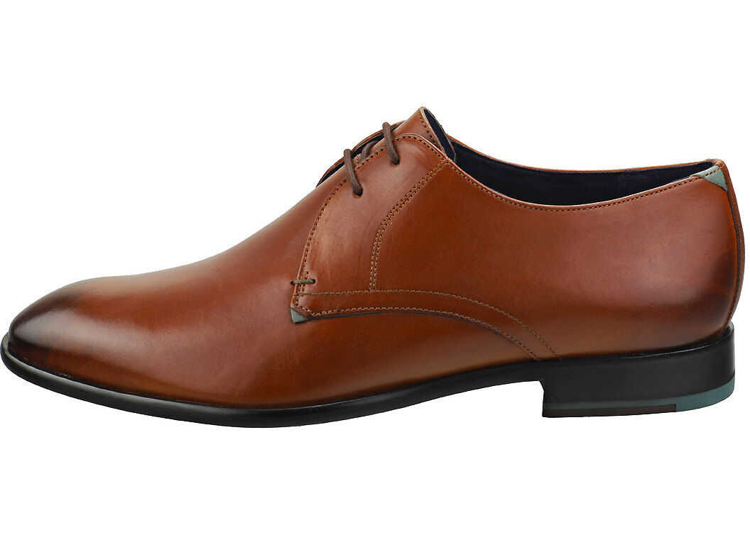 Ted Baker Sumpsa Smart Shoes In Tan Tan