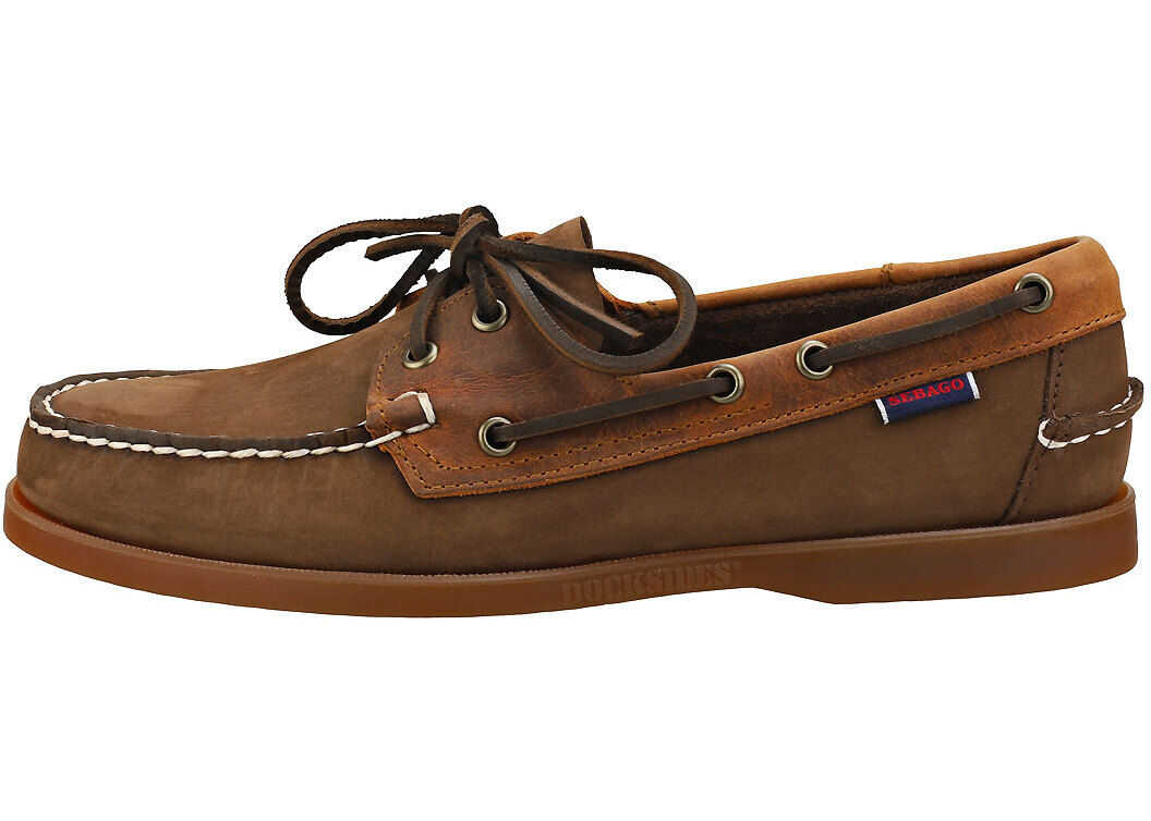 Portland Rookies Boat Shoes In Tan Gum thumbnail