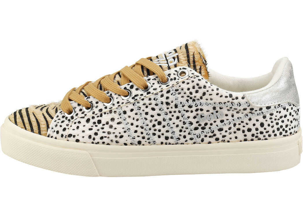Gola Orchid 2 Safari Fashion Trainers In Off White White