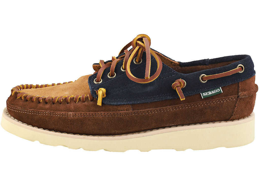 Cayuga Boat Shoes In Cognac thumbnail