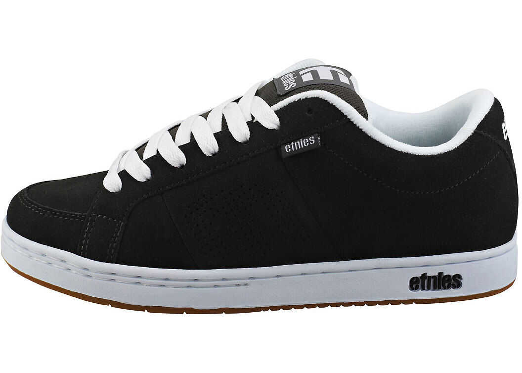 etnies Kingpin Skate Trainers In Charcoal Grey