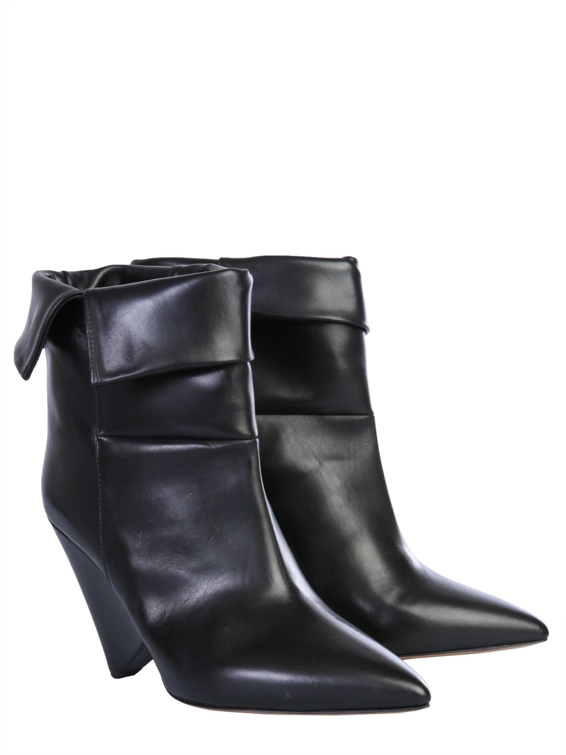 Isabel Marant Luliana Boots BLACK