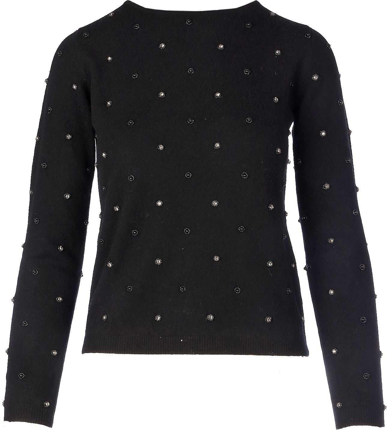 Moschino Wool Sweater BLACK
