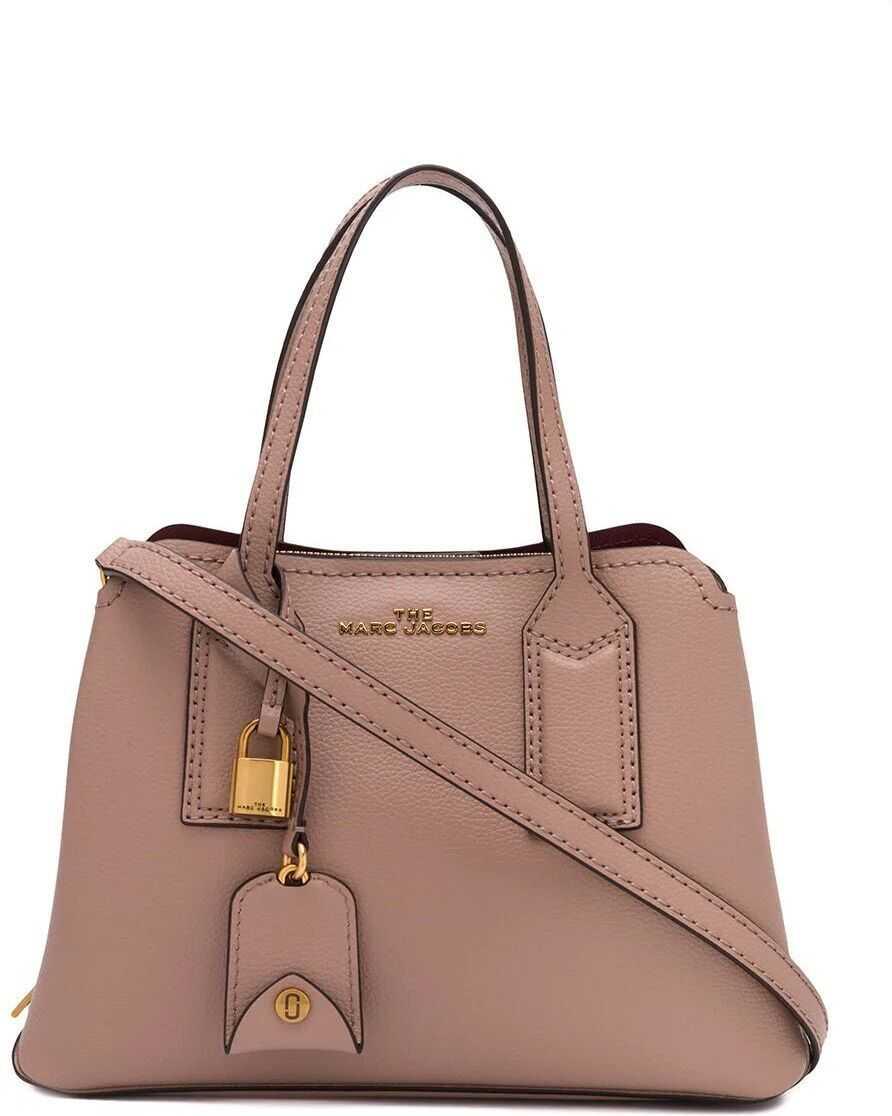 Marc Jacobs Leather Handbag PINK