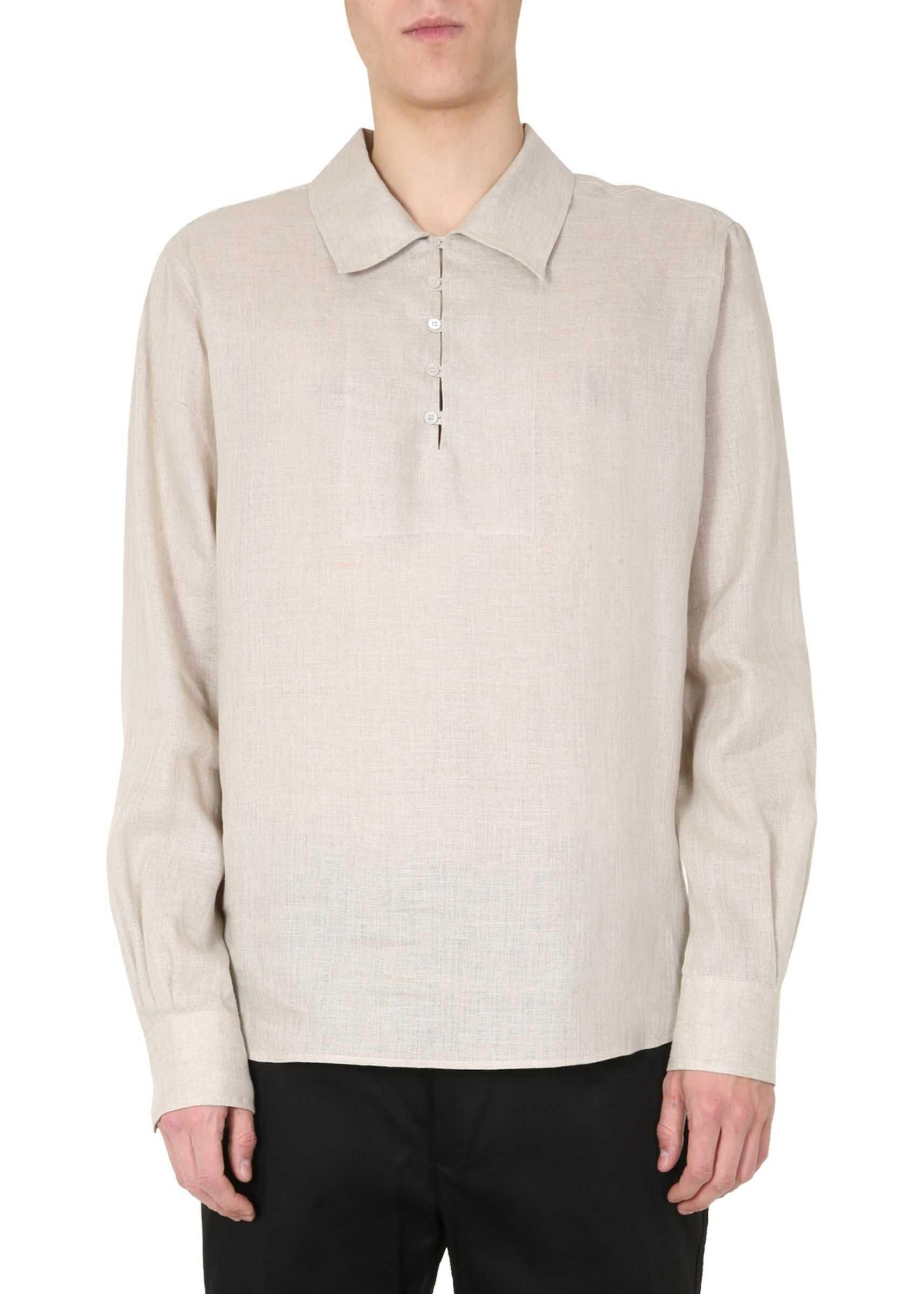 Dolce & Gabbana Oversize Fit Shirt POWDER
