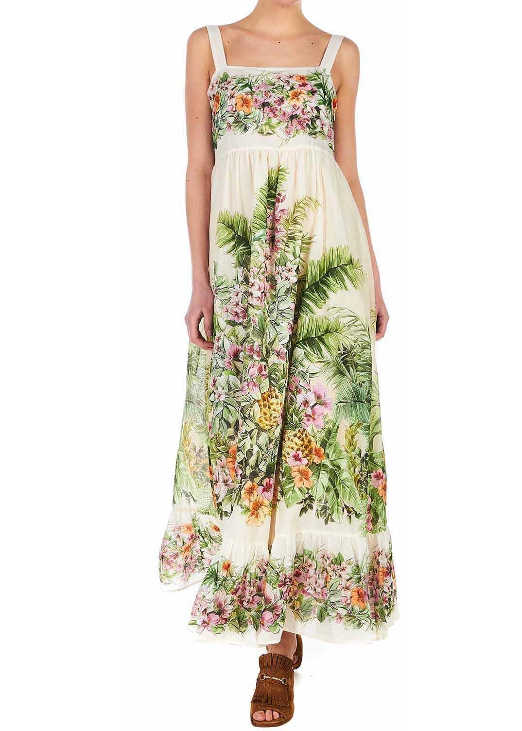 Twin-set Simona Barbieri Maxi dress