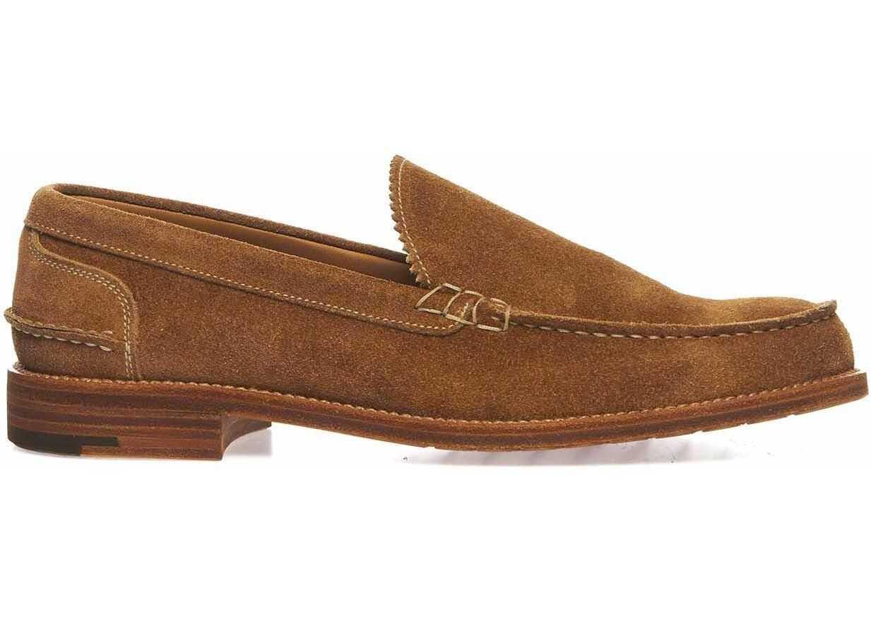 Premiata Mocassini in suede leather