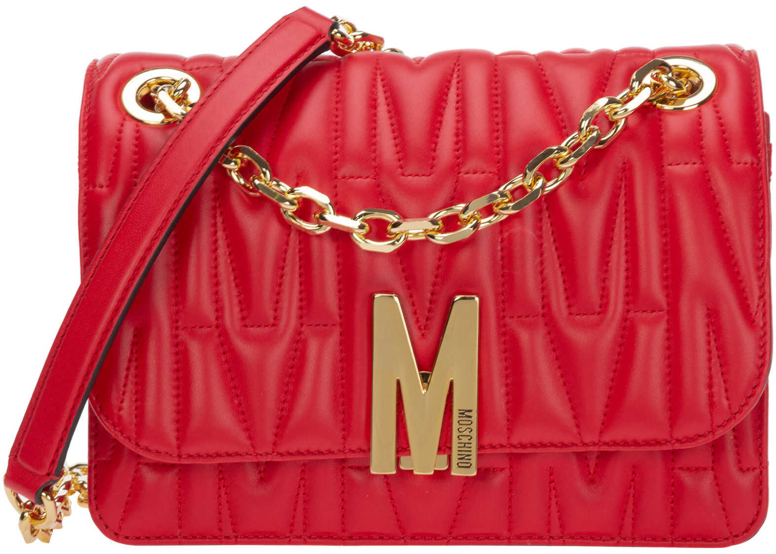 Moschino Bag M Red