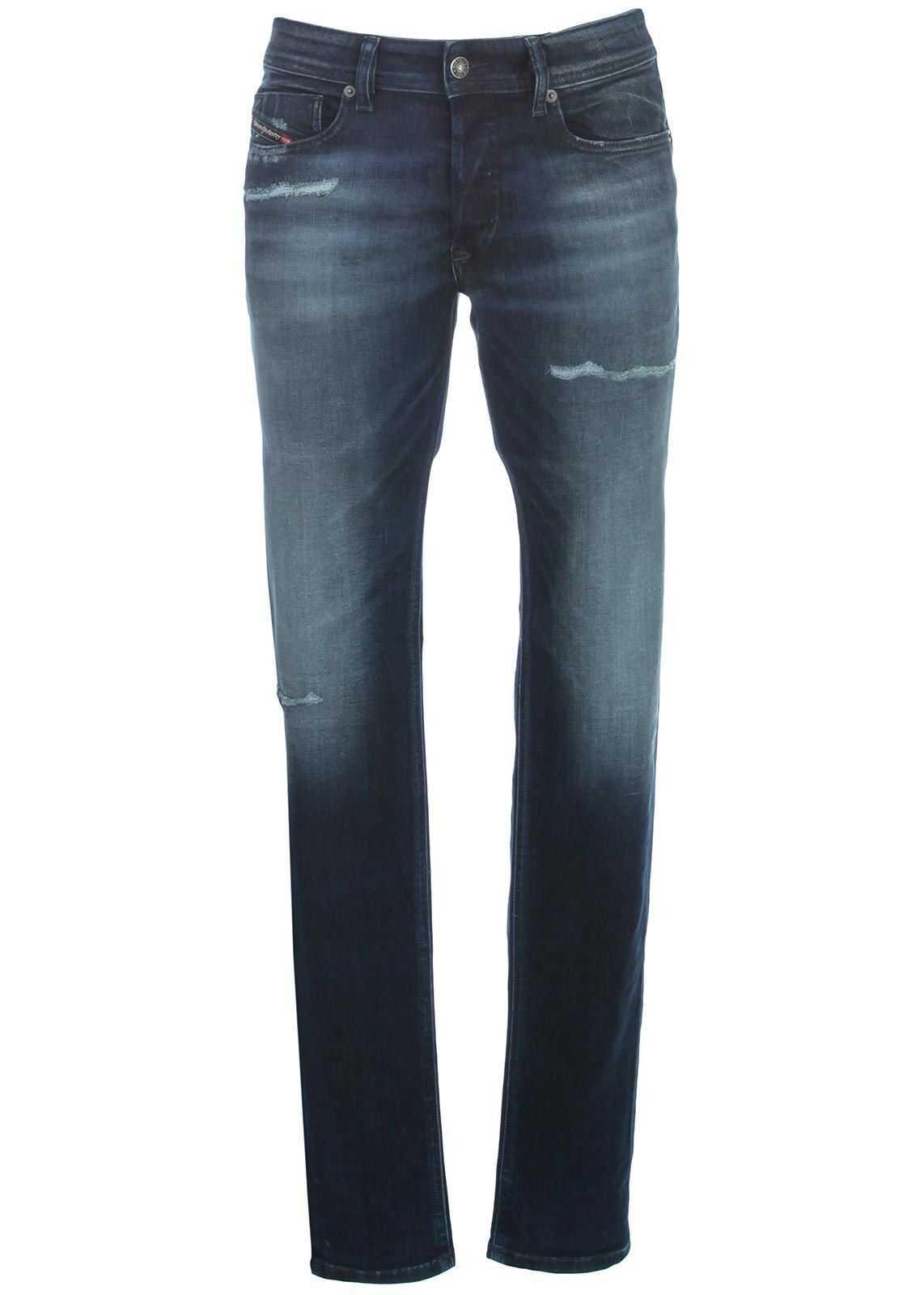 Diesel Cotton Jeans BLUE