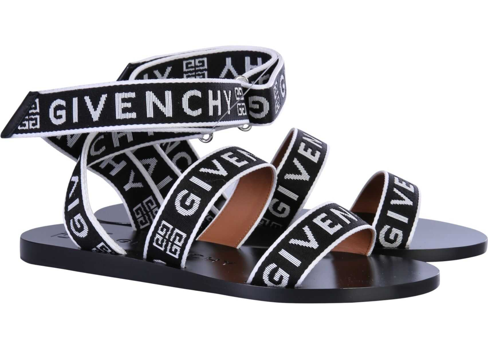 Sandals With Logo thumbnail