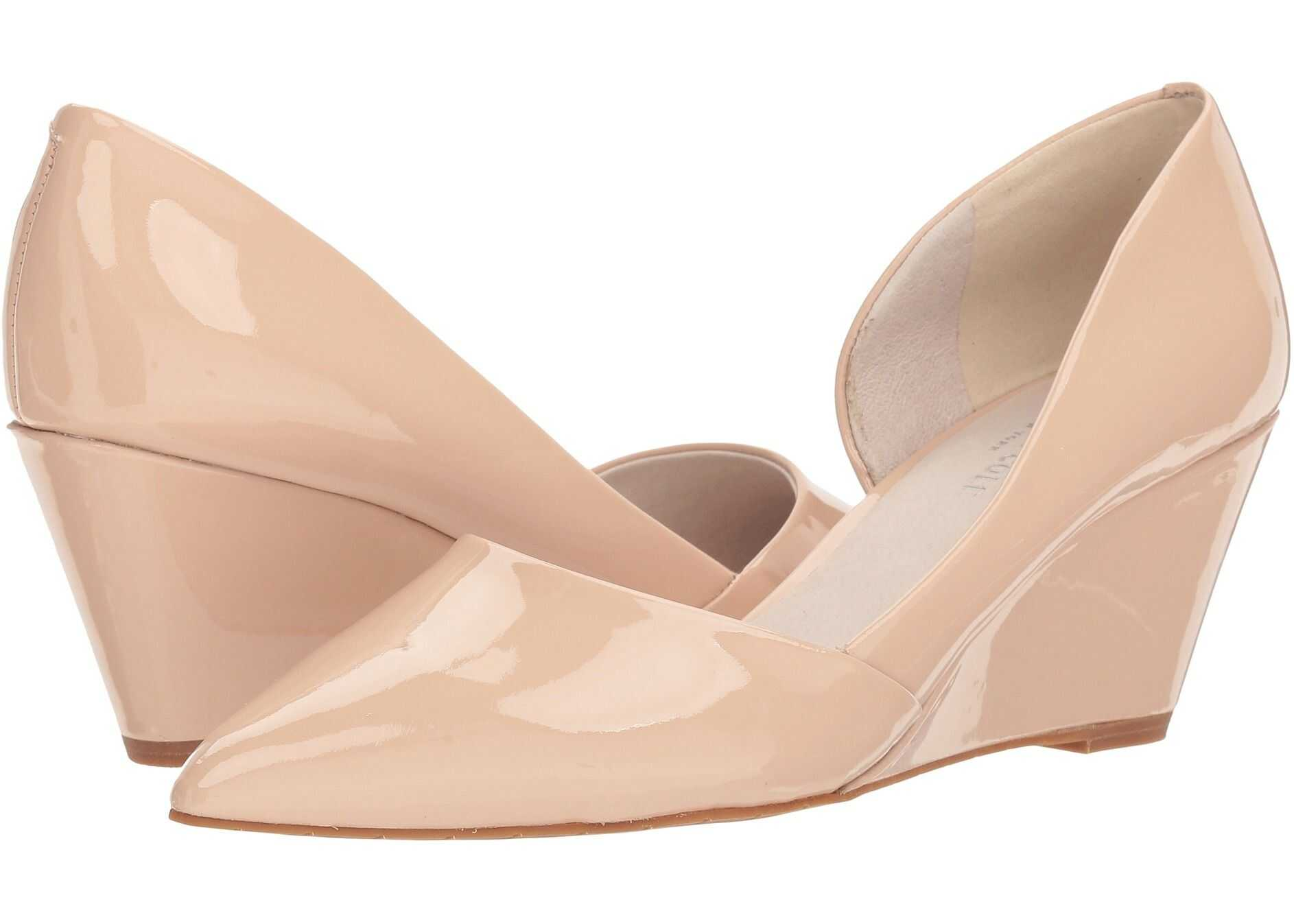 Kenneth Cole New York Ellis* Nude Patent Leather
