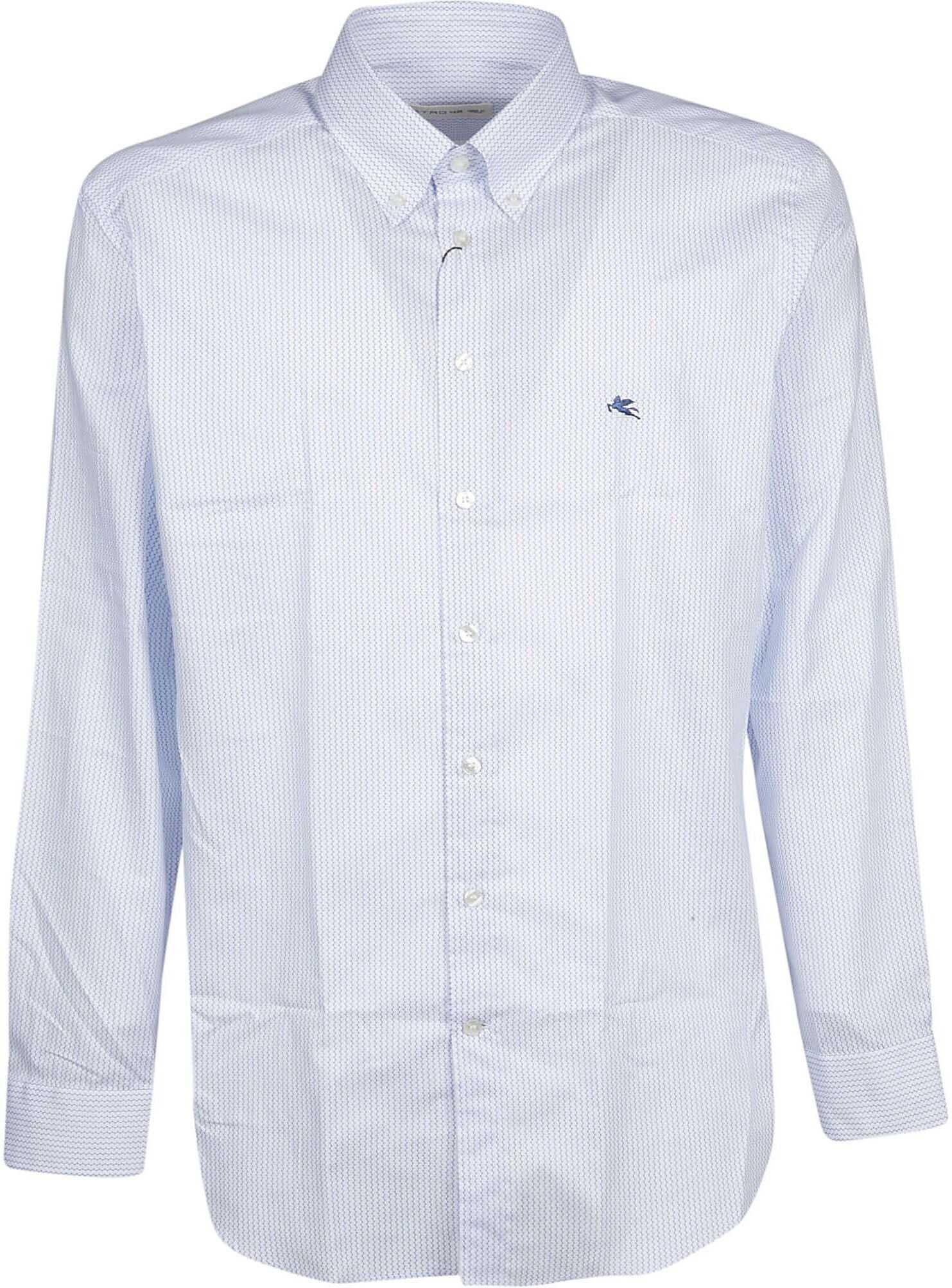 ETRO 1K9646151250 Cotton Shirt thumbnail
