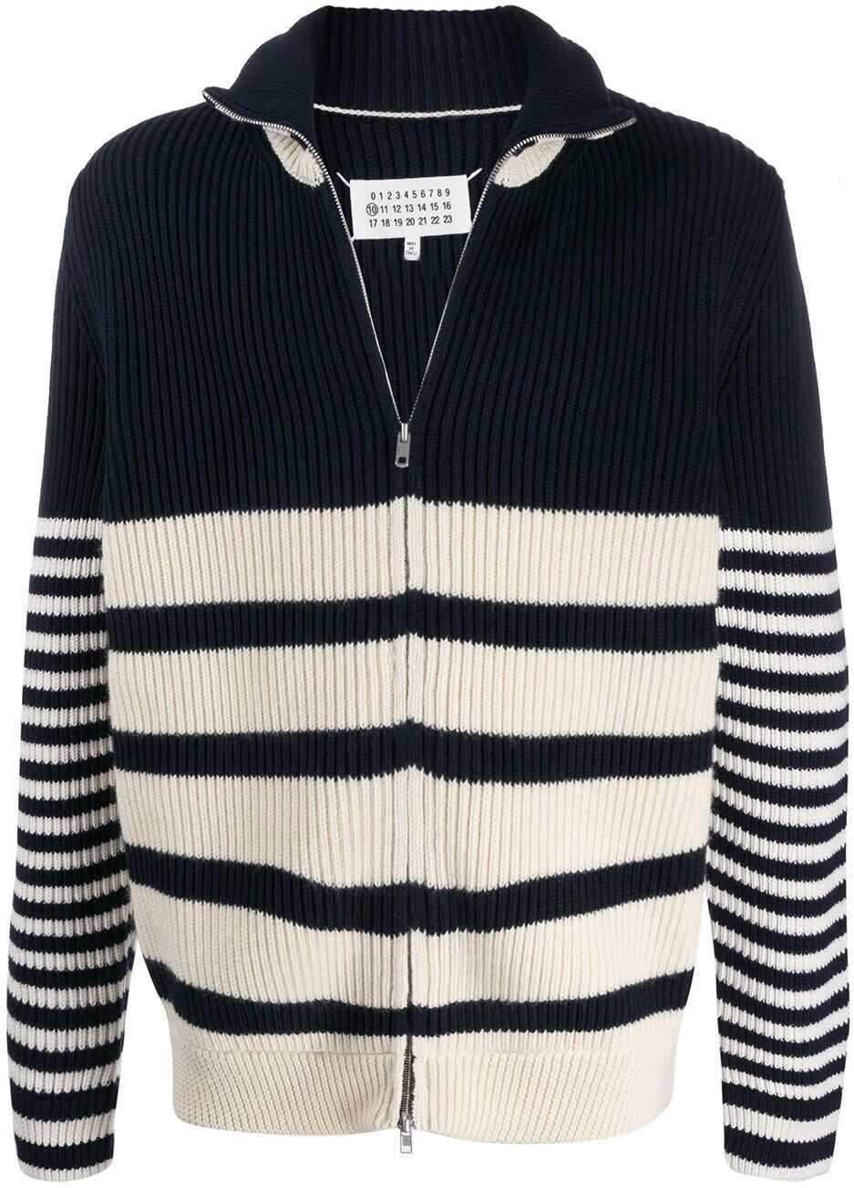 Maison Margiela Wool Sweater MULTICOLOR