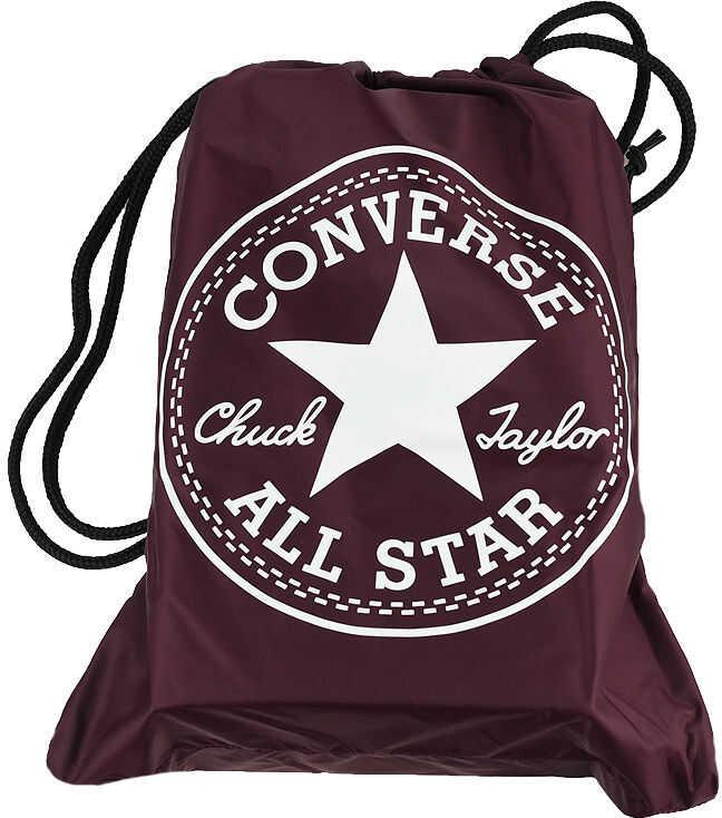 Converse Flash Gymsack Red imagine b-mall.ro