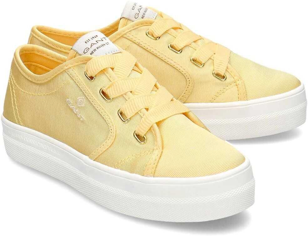 GANT 20539441 Żółty